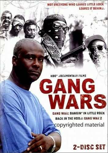 "HBO DOCUMENTARY FILMS ""GANG WARS"" (USED 2-DVD)"