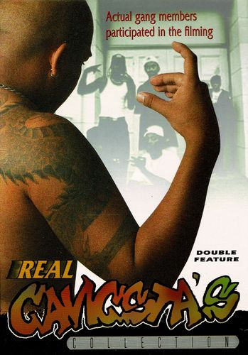 "VISIONARY ENTERTAINMENT ""REAL GANGSTA'S COLLECTION"" (USED DVD)"