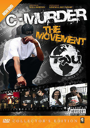 "C-MURDER ""THE MOVEMENT [COLLECTOR'S EDITION]"" (NEW DVD)"