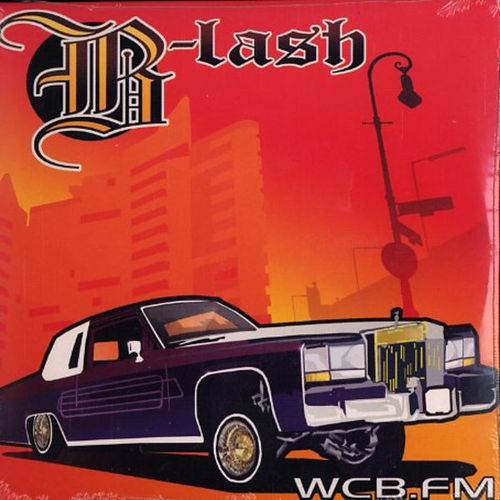 "B-LASH ""WCB.FM"" (USED CD)"