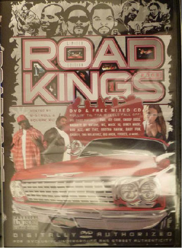 "ALLFRUMTHA I ""ROAD KINGS"" (USED CD+DVD)"