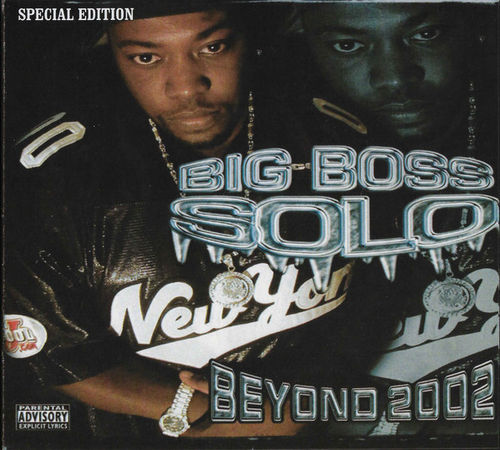 "BIG BOSS SOLO ""BEYOND 2002: SPECIAL EDITION"" (NEW CD)"