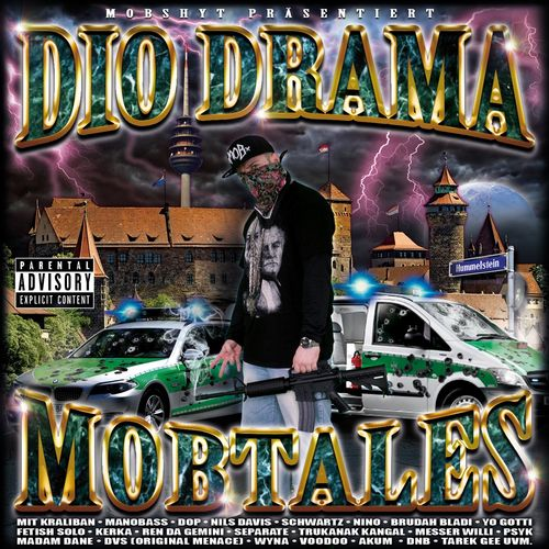 "DIO DRAMA ""MOB TALES"" (NEW 2-CD)"
