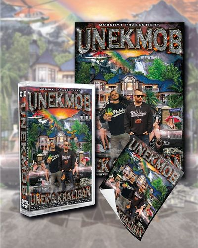 "UNEK & KRALIBAN ""UNEK MOB"" (NEW TAPE)"