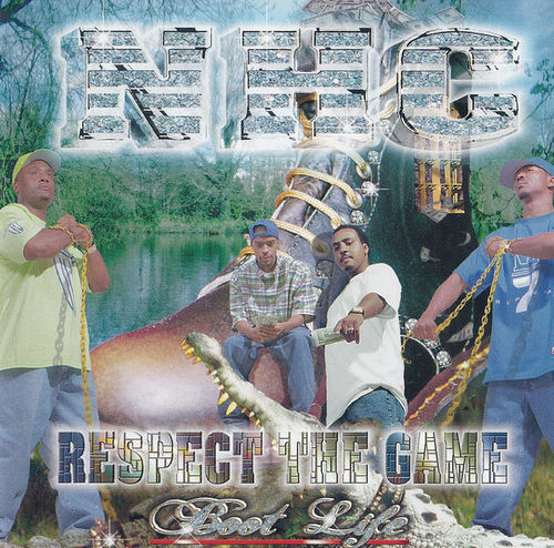 "NHC ""RESPECT THE GAME"" (NEW CD)"