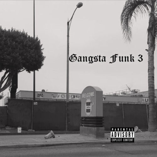 "DJ ALEX FUNK ""GANGSTA FUNK 3"" (NEW CD)"