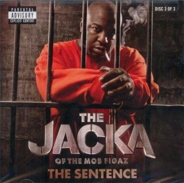 "THE JACKA (OF THE MOB FIGAZ)  ""THE SENTENCE"" (NEW CD)"