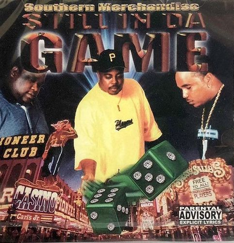 "SOUTHERN MERCHANDISE ""STILL IN DA GAME"" (CD PREORDER)"