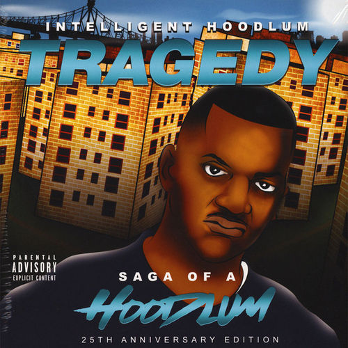 "INTELLIGENT HOODLUM - TRAGEDY ""SAGA OF A HOODLUM"" (NEW 2-LP)"