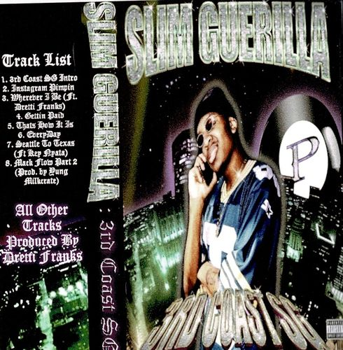 "SLIM GUERILLA ""3RD COAST SG"" (NEW TAPE)"