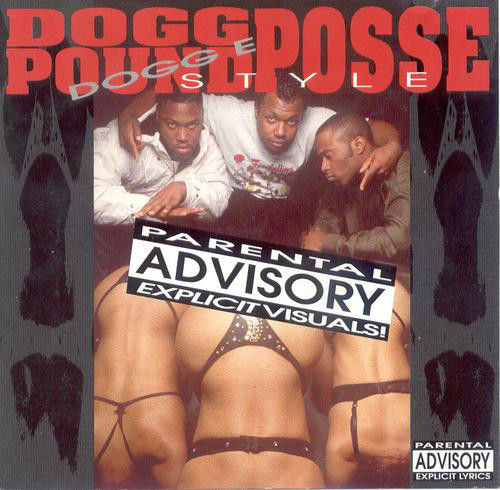 "DOGG POUND POSSE ""DOGG E STYLE"" (USED CD)"