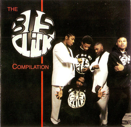 "815 CLICK ""THE COMPILATION"" (USED CD)"