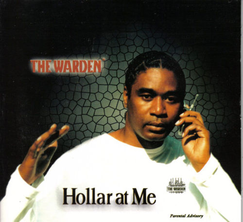 "THE WARDEN ""HOLLAR AT ME"" (USED CD)"