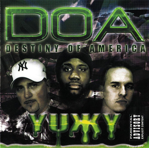 "DOA (DESTINY OF AMERICA) ""YUKKY"" (USED CD)"