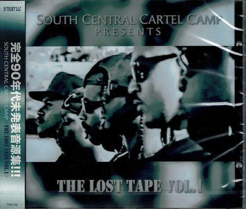 "SOUTH CENTRAL CARTEL CAMP ""THE LOST TAPE VOL.1"" (NEW CD)"