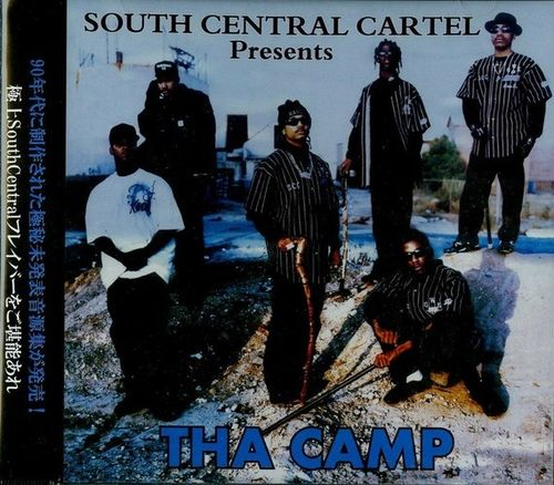 "SOUTH CENTRAL CARTEL ""THA CAMP"" (NEW CD)"