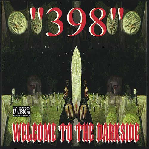"""398"" - ""WELCOME TO THE DARKSIDE"" (USED CD)"