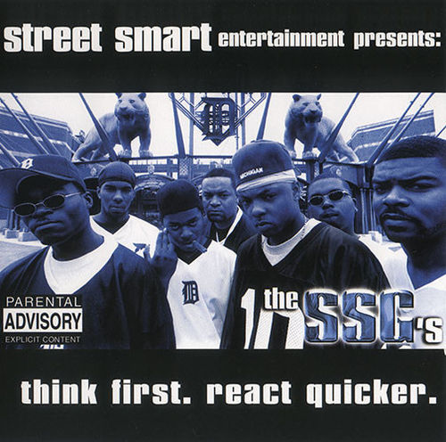 "SSG'S ""THINK FIRST, REACT QUICKER"" (USED CD)"