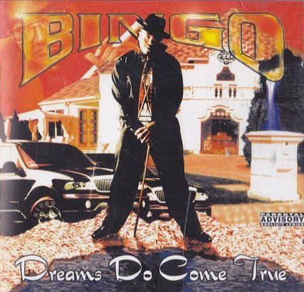 "BINGO ""DREAMS DO COME TRUE"" (NEW CD)"