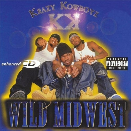 "KRAZY KOWBOYS ""WILD MIDWEST"" (NEW CD)"