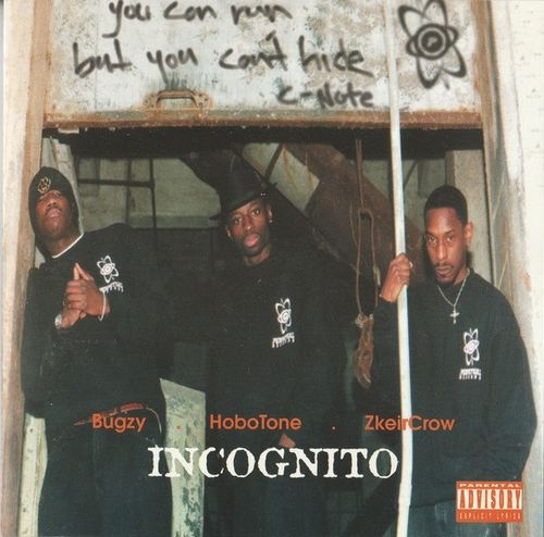 "BUGZY, HOBOTONE, ZKEIRCROW ""INCOGNITO"" (USED CD)"