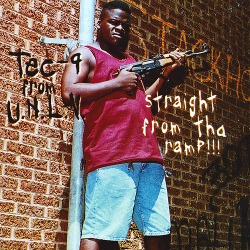 "TEC-9 FROM U.N.L.V. ""STRAIGHT FROM THA RAMP!!!"" (USED CD)"