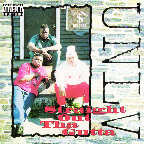 "U.N.L.V. ""STRAIGHT OUT THA GUTTA"" (USED CD)"