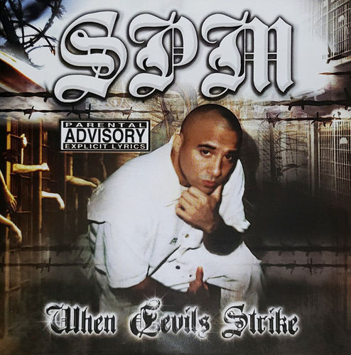 "SPM ""WHEN DEVILS STRIKE"" (NEW 2-CD)"