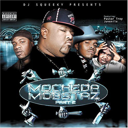 "MOCHEDA MOBSTAZ ""PART 2"" (USED CD)"