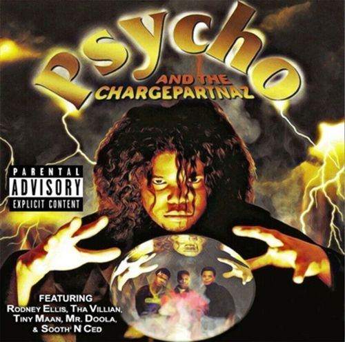 "PSYCHO ""AND THE CHARGEPARTNAZ"" (USED CD)"