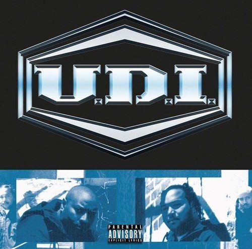 "U.D.I. ""UNDER DA INFLUENCE"" (NEW CD)"