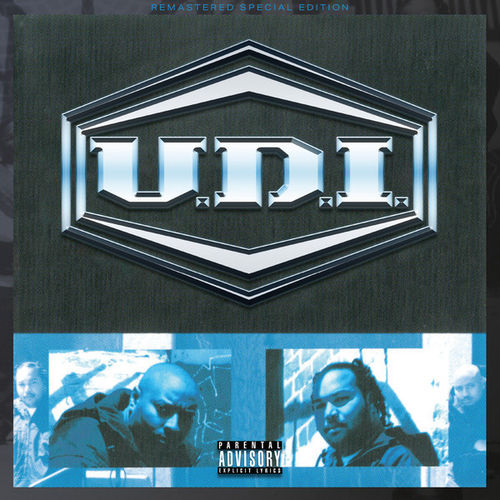 "U.D.I. ""UNDER DA INFLUENCE"" (NEW 2LP)"