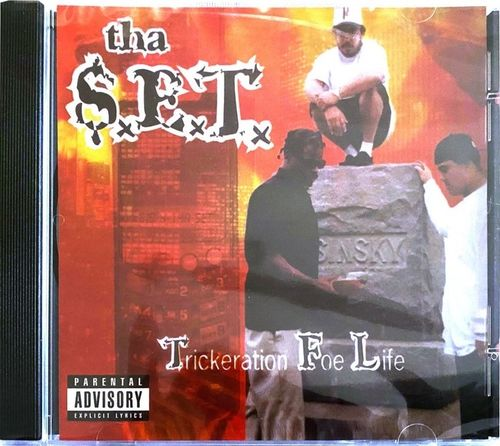 "THA S.E.T. ""TRICKERATION FOE LIFE"" (CD PREORDER)"