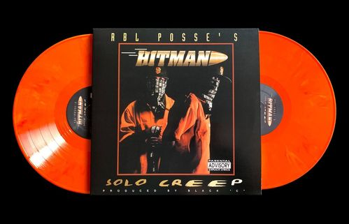 "HITMAN ""SOLO CREEP"" (NEW 2LP)"