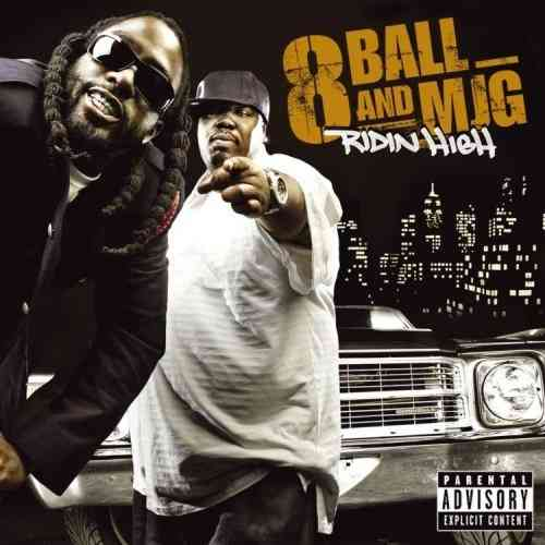"8BALL & MJG ""RIDIN HIGH"" (NEW 2-LP)"