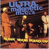 "ULTRAMAGNETIC M.C.'S ""FUNK YOUR HEAD UP"" (USED LP)"