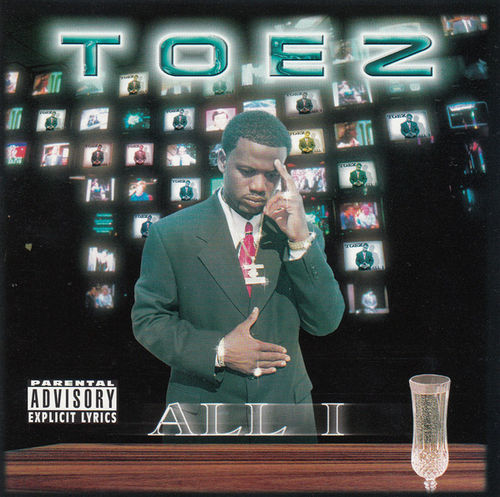 "TOEZ ""ALL I"" (USED CD)"
