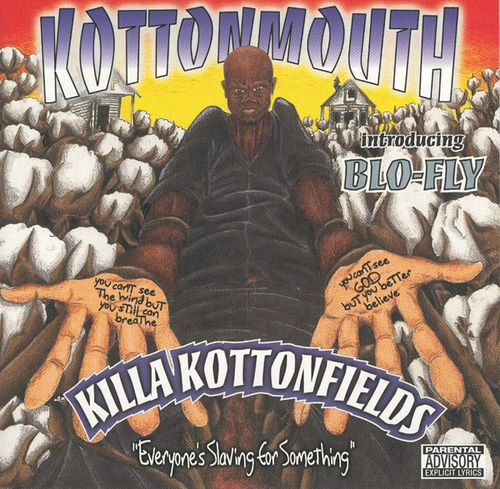 "KOTTONMOUTH ""KILLA KOTTONFIELDS"" (USED CD)"