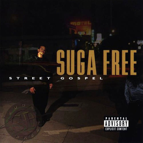 "SUGA FREE ""STREET GOSPEL"" (USED CD)"