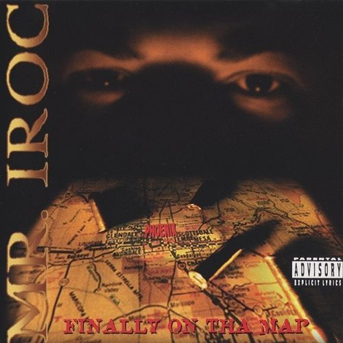 "MR. IROC ""FINALLY ON THE MAP"" (PREORDER 2-LP)"